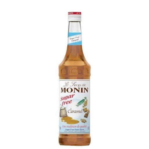 Monin Caramel Sugar Free - syrop karmelowy bez cukru 700 ml