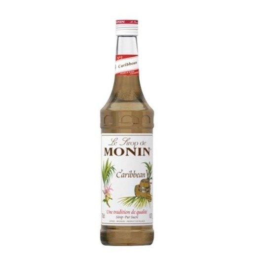 Monin Caribbean Rum Syrop 0,7l - Rum