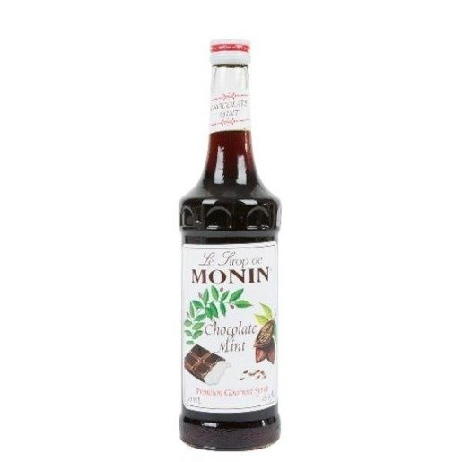 Monin Chocolate Mint Syrop 0,7l - Czekolada z miętą