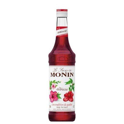 Monin Hibiskus 0,7l - syrop hibiskusowy