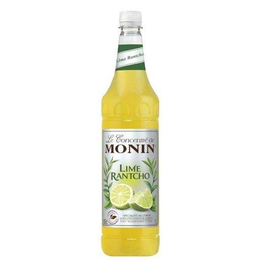 Monin Lime Rantcho 1l - koncentrat