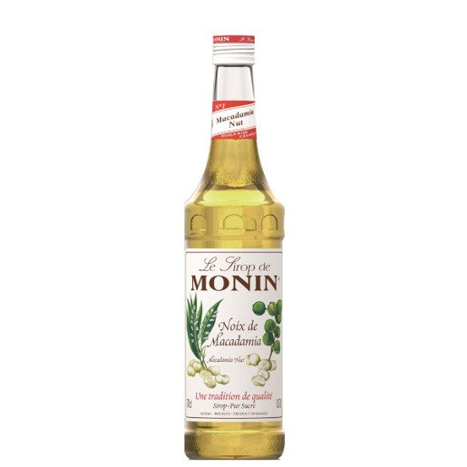 Monin Noix de Macadamia - syrop o smaku orzechów makadamia 0,7l