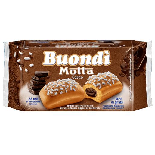 Motta Buondi Cacao - bułeczki z czekoladą 258 g