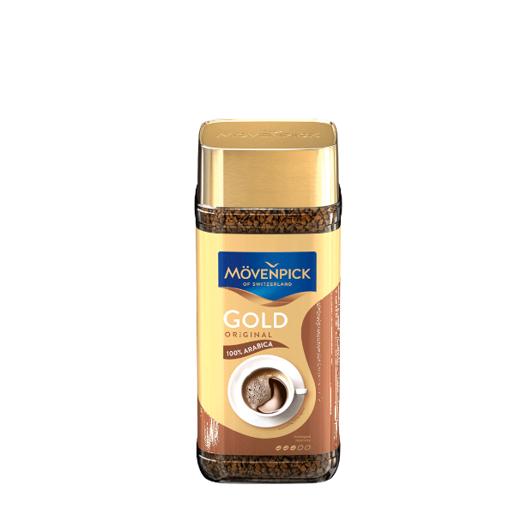 Movenpick Gold 100g kawa rozpuszczalna