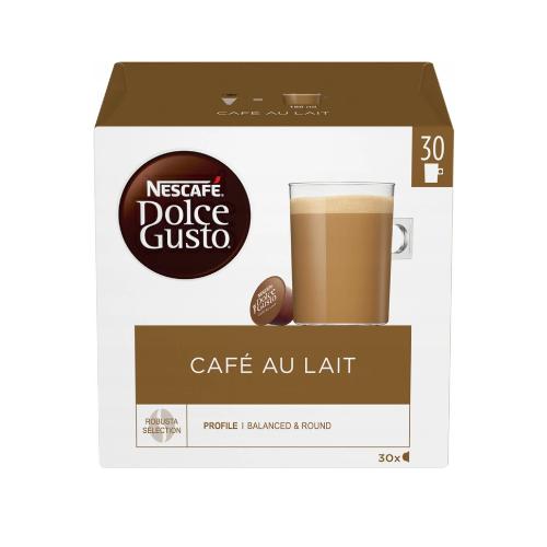 Nescafe Dolce Gusto Cafe Au Lait - 30 kapsułek