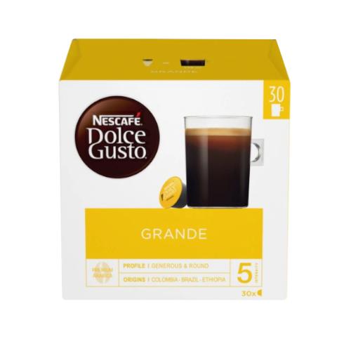 Nescafe Dolce Gusto Grande - 30 kapsułek x 3