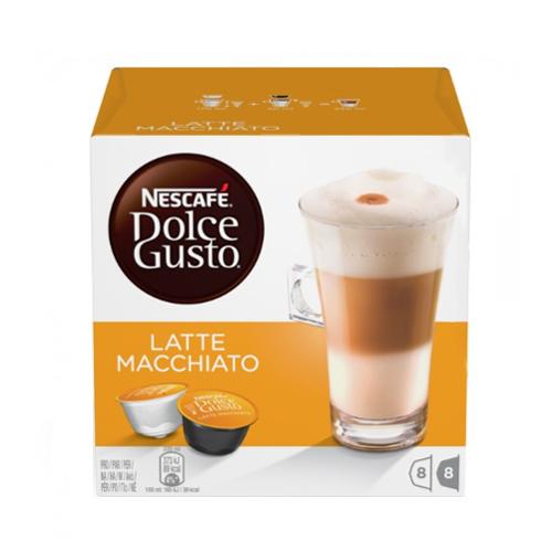 Nescafe Dolce Gusto Latte Macchiato - 8+8 kapsułek