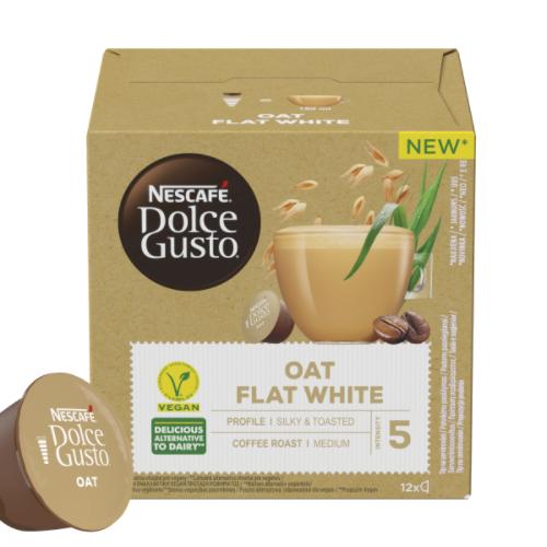 Nescafe Dolce Gusto Oat Flat White 12 kapsułek