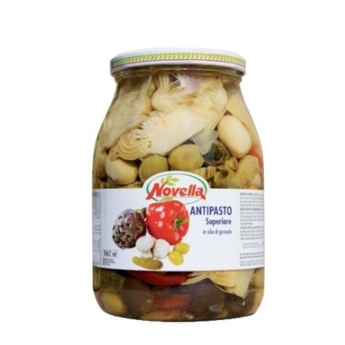 Novella Antipasto Superiore - mix warzyw 1062ml