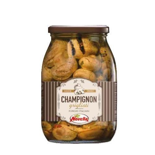 Novella Champignon Grigliati - 1062 ml pieczarka grillowana