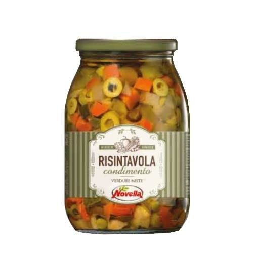 Novella Risintavola mix warzyw 1062 ml
