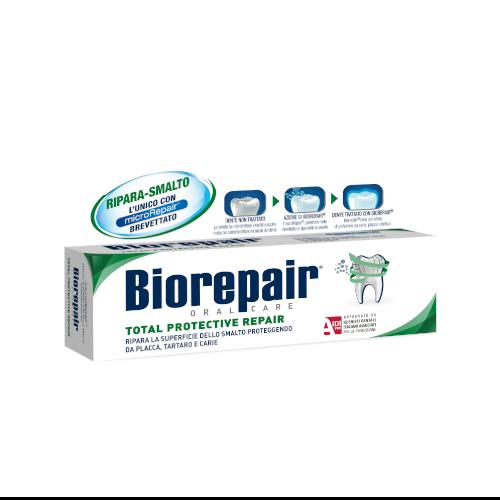 Pasta Biorepair Pełna Ochrona 75 ml (włoska)