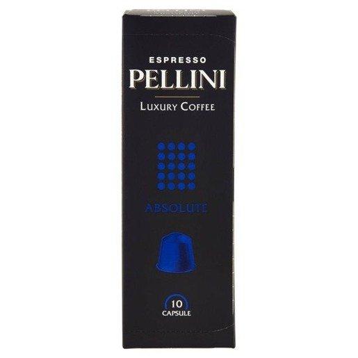 Pellini Luxury Absolute Nespresso 10 kapsułek