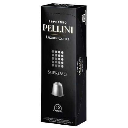 Pellini Supremo Nespresso 10 kapsułek