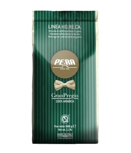 Pera Gran Pregio 100% Arabica 1 kg kawa ziarnista