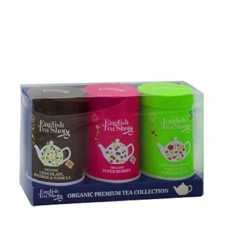 Premium Collection - zestaw herbaty sypanych 3 x 25 g