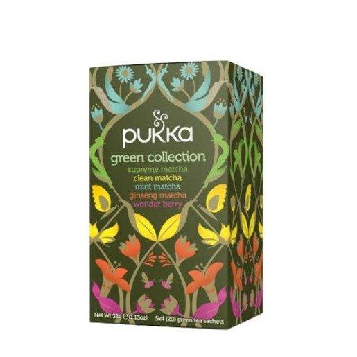 Pukka Green Collection  - 20 saszetek