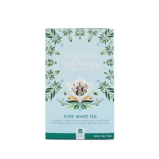 Pure White Tea - 20 saszetek