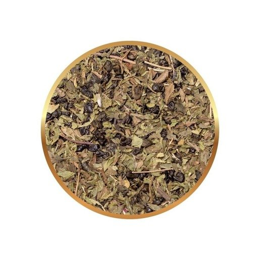 Richmont Peppermint Green 50x4g herbata w saszetkach