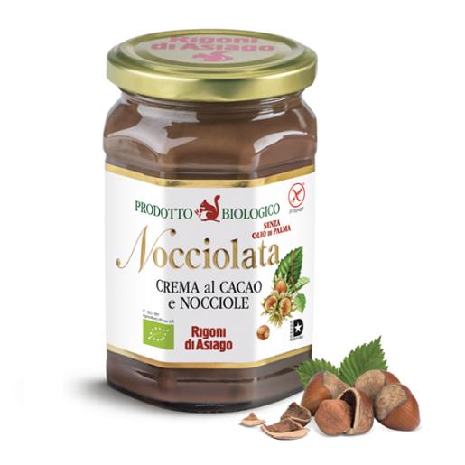 Rigoni Nocciolata krem orzechowy z kakao 350 g