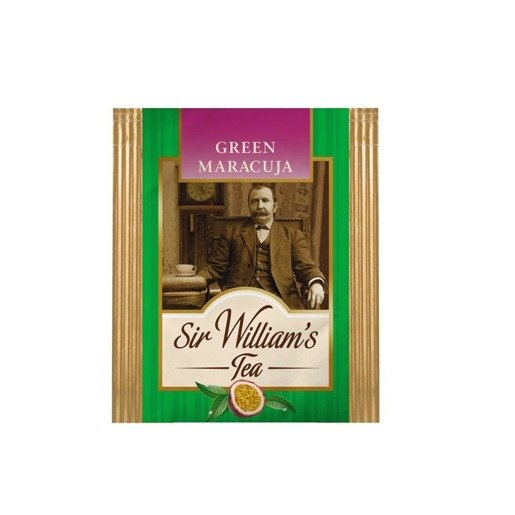 Sir William's Tea Green Maracuja 50x1,6g