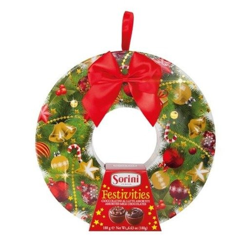 Sorini Christmas Girlanda praliny czekoladowe 188g