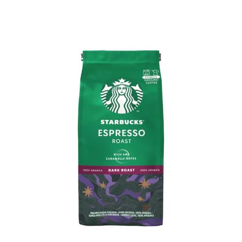 Starbucks Espresso Roast 200g kawa mielona x 3