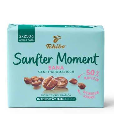 Tchibo Sanfter Moment Sana 2 x 250 g kawa mielona