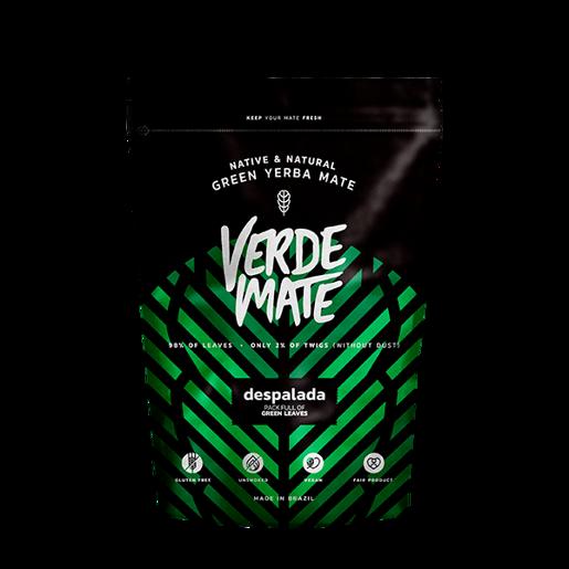 Yerba Mate Green Verde Mate Despalada 500g