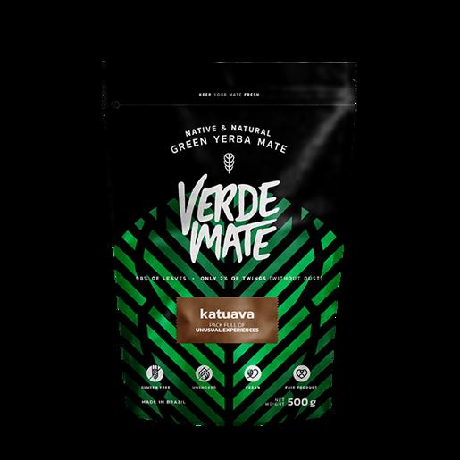 Yerba Mate Green Verde Mate Katuava 500g