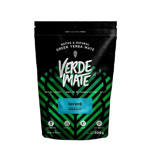 Yerba Mate Green Verde Mate Terere 500g
