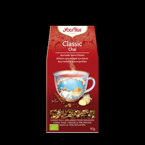 Yogi Tea Classic Chai herbata sypana 90 g