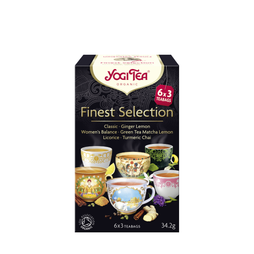 Yogi Tea Finest Sellection 18 saszetek