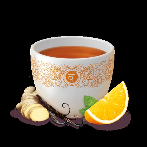 Yogi Tea Ginger Orange with Vanilla 17 saszetek