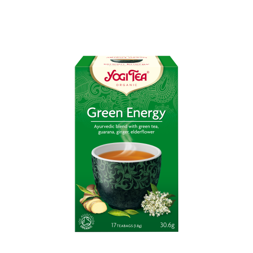 Yogi Tea Green Energy 17 saszetek