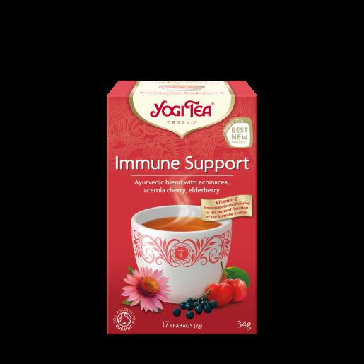 Yogi Tea Immune Support 17 saszetek