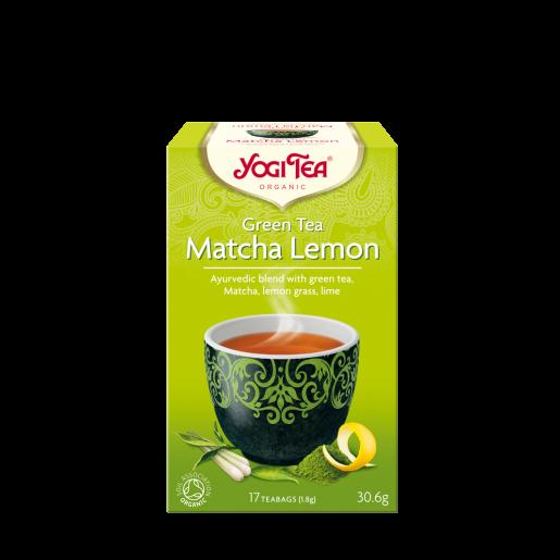Yogi Tea - Matcha Lemon 17 saszetek