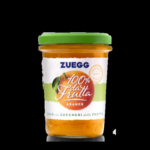 Zuegg Dżem z pomarańczą 100% owoców 250g